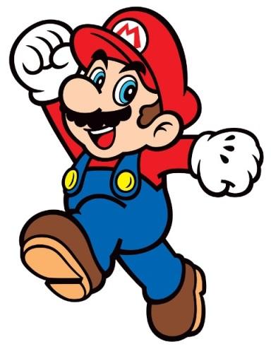 videogame-mascots super-mario-mascots