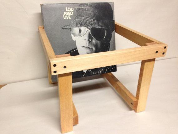 vinyl-record-storage handmade