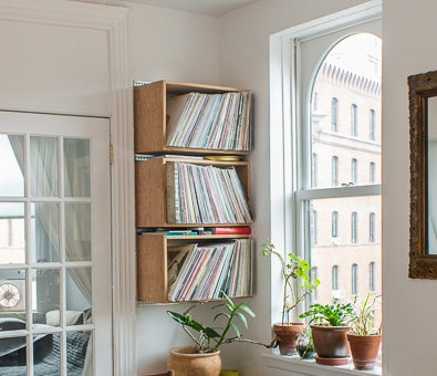 Cool Vinyl Record Storage Options Design Galleries