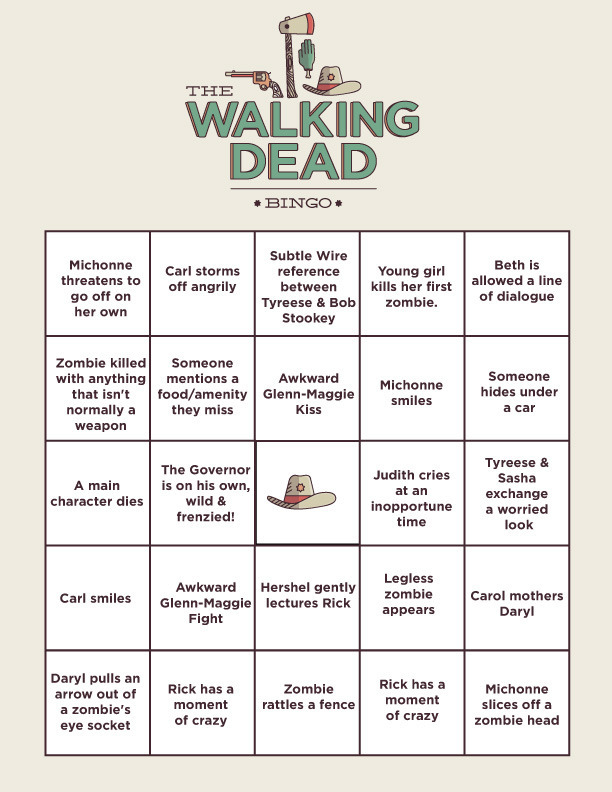 walking-dead-bingo photo_30745_1