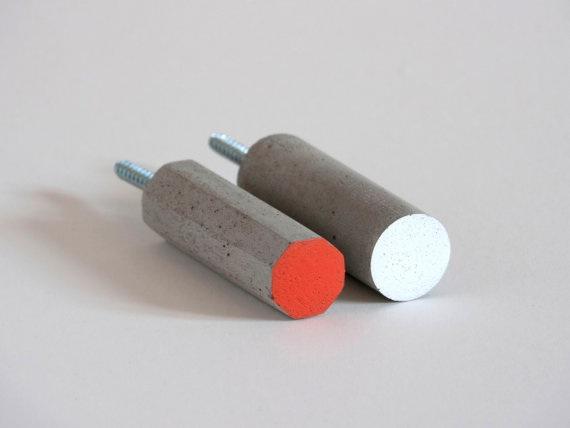 wall mount coat hooks concrete - Coat Hooks With Storage
