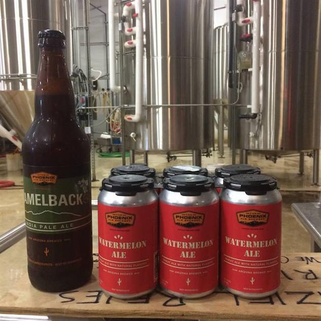 watermelon-beer phoenix-ale-brewery