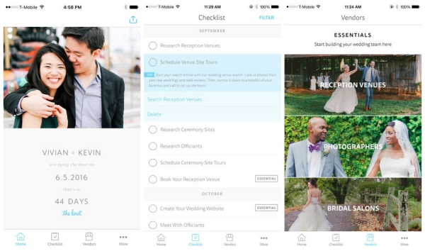 wedding-apps theknot