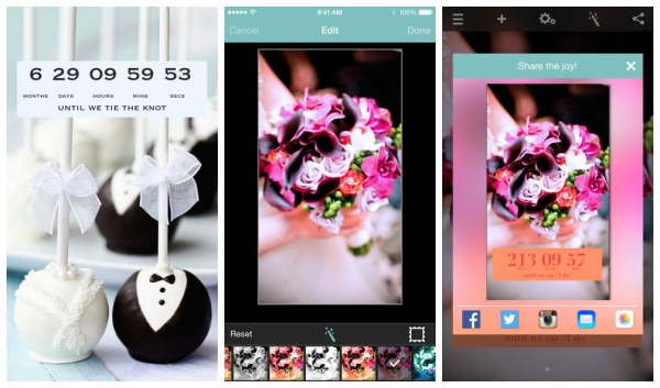 wedding-apps weddingcountdown