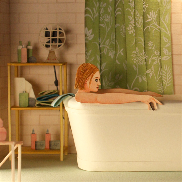 wes-anderson-paper-dioramas mar-i-tied-to-the-radiator-2