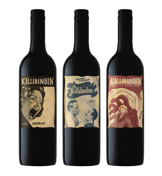50 of the Best Wine Bottle Designs :: Drink :: Galleries :: Paste
