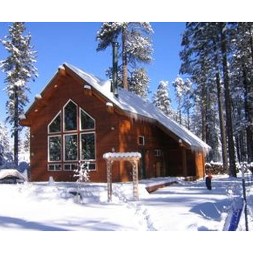 27 airbnb cabins perfect for a winter getaway design for Lake tahoe winter cabin