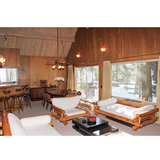 winter-airbnb cabin-19-south-lake-tahoe-ca