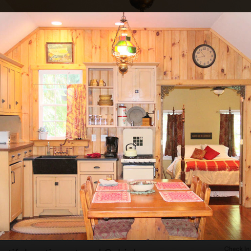 winter-airbnb cabin-9-holtwood-pa