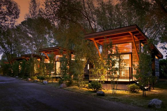 winter-lodges fireside-resort-jackson-hole