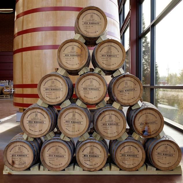 woodlands woodlands-barrels