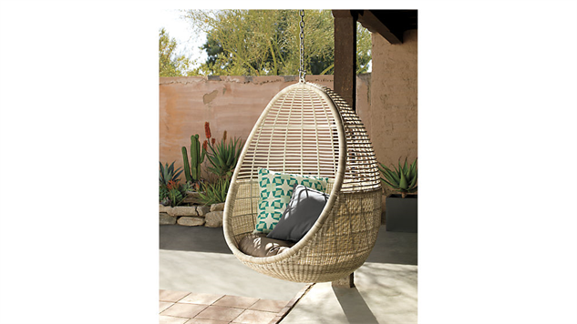 ... Woven Rattan Furniture Hang