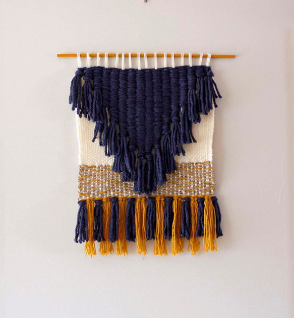 Wall Hangings 30 woven wall hangings to spruce up your pad :: design