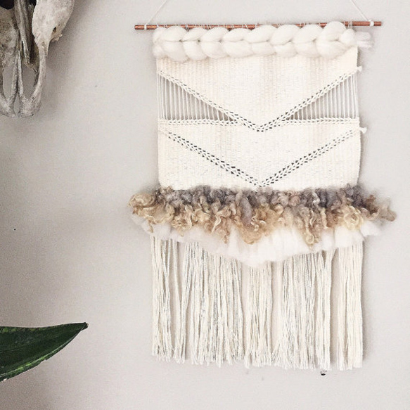 30 Woven Wall Hangings To Spruce Up Your Pad Paste