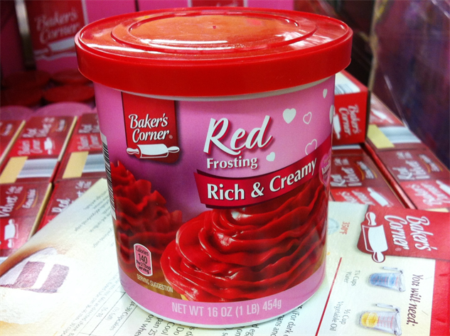 Betty Crocker Red Velvet Cake Icing