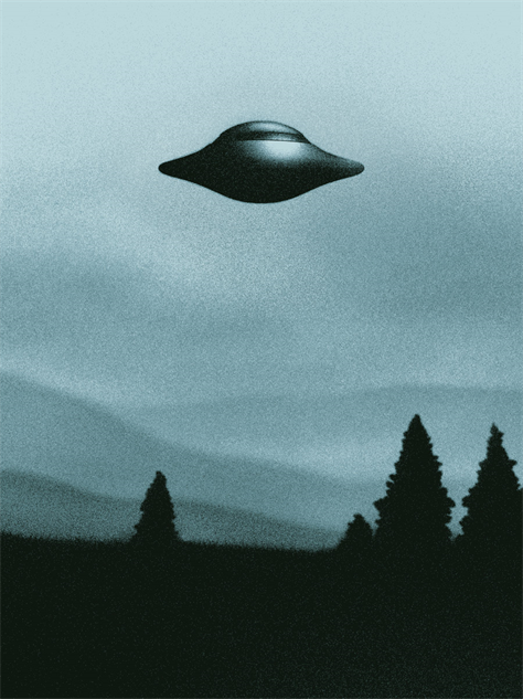 x-files-art-exhibit 72dpi-drew-wise-i-want-to-believe