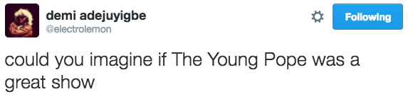 young-pope-tweets electrolemon