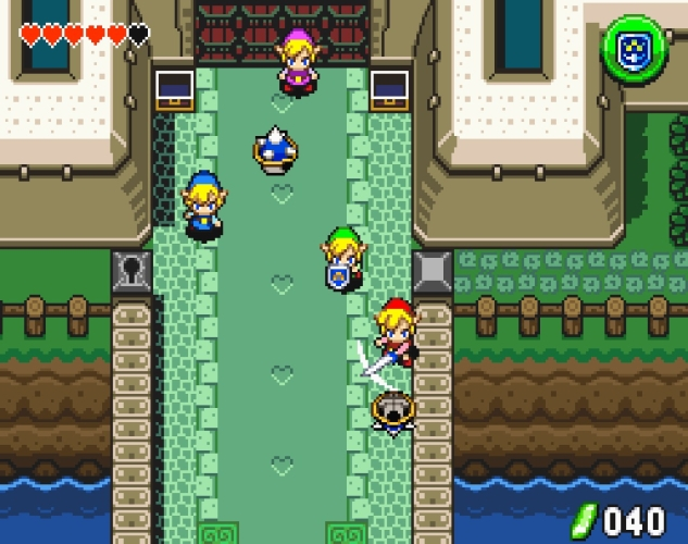 gamecube zelda a link to the past
