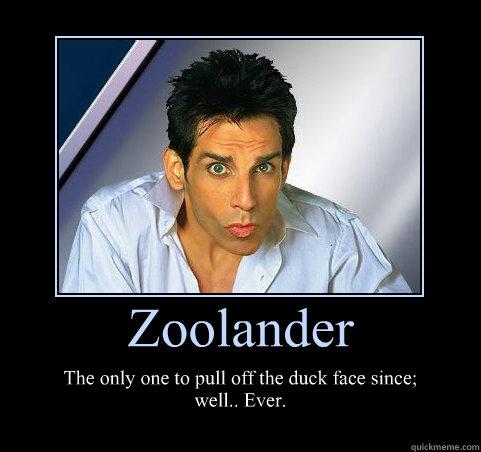 Feeling Meme-ish: Zoolander :: Movies :: Galleries :: Paste