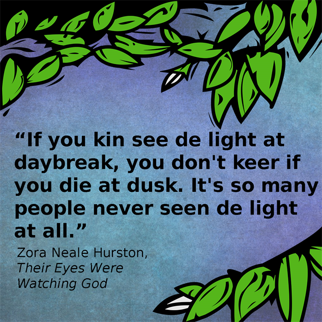 a literary analysis of the heroine in their eyes were watching god by zora neale hurston 荣格的理论 - psychological analysis on the heroine in their eyes were watching god introduction zora n psychological analysis on the heroine in their eyes were.